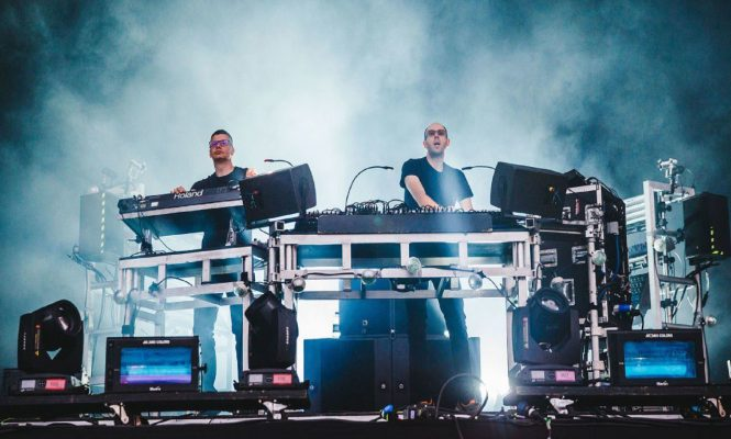 The Chemical Brothers sweep dance category at latest Grammy Awards