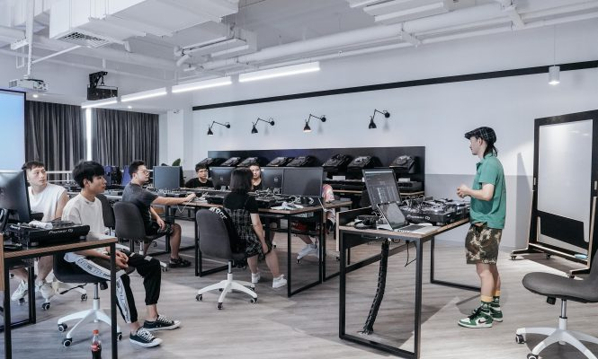 Point Blank China Marks the First Authoritative Electronic Music School in China