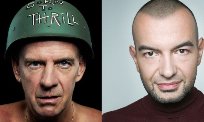 FATBOY SLIM SHARES KINK REMIX OF 'WEAPON OF CHOICE': LISTEN